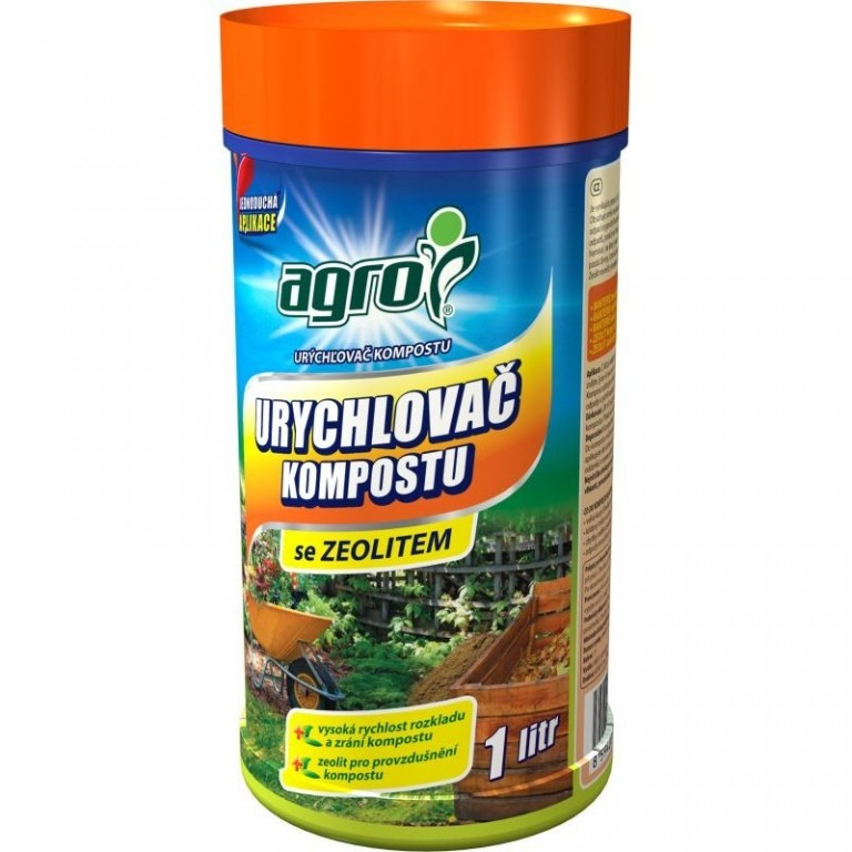 AGRO Urychlovač kompostu, 1 l