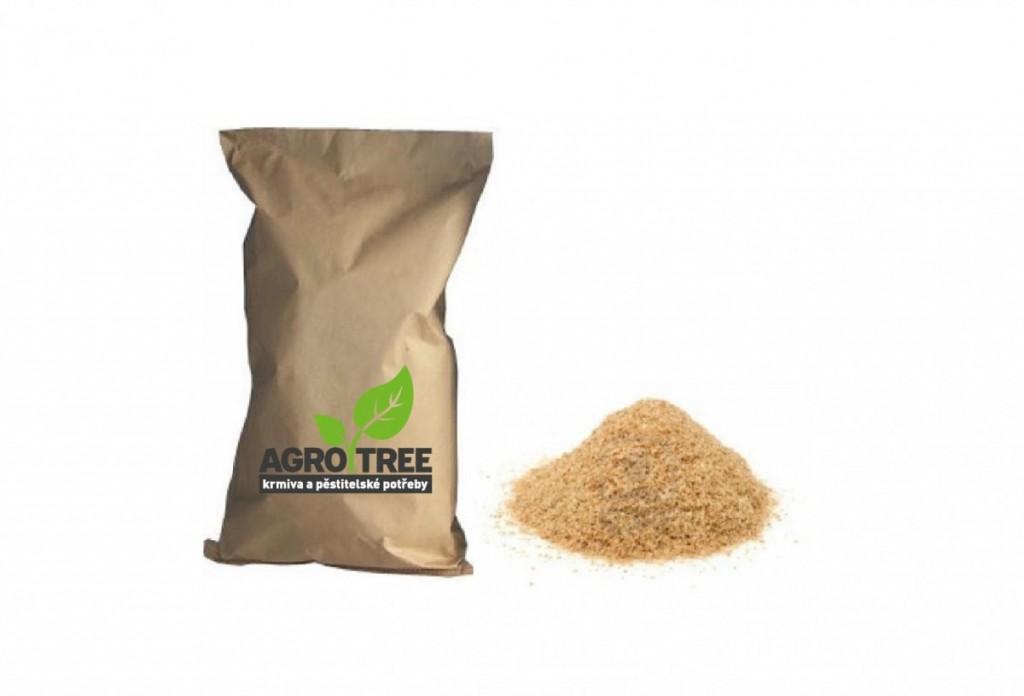 Pšeničné otruby, 30 kg
