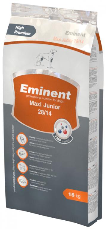 Eminent Maxi Junior, 15 kg + 2 kg zdarma
