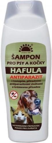 Hafula šampon pro psy a kočky antiparazit, 250 ml