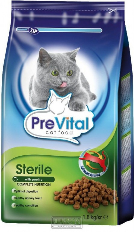 PreVital Sterile, 1,6 kg
