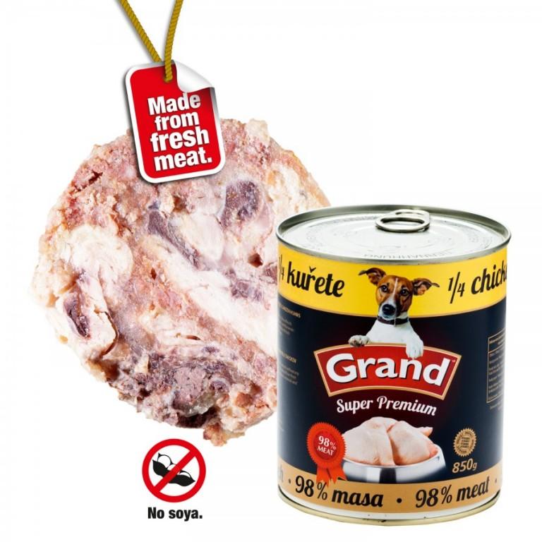 Grand Superpremium 1/4 kuřete, 850 g