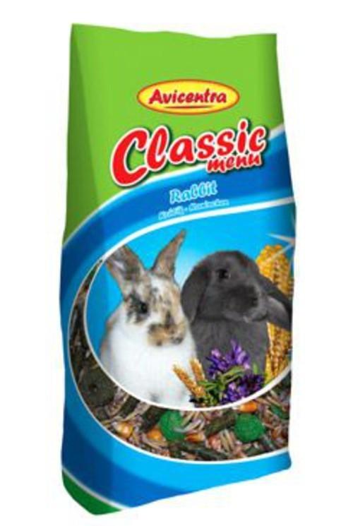 Avicentra Classic králík, 1 kg