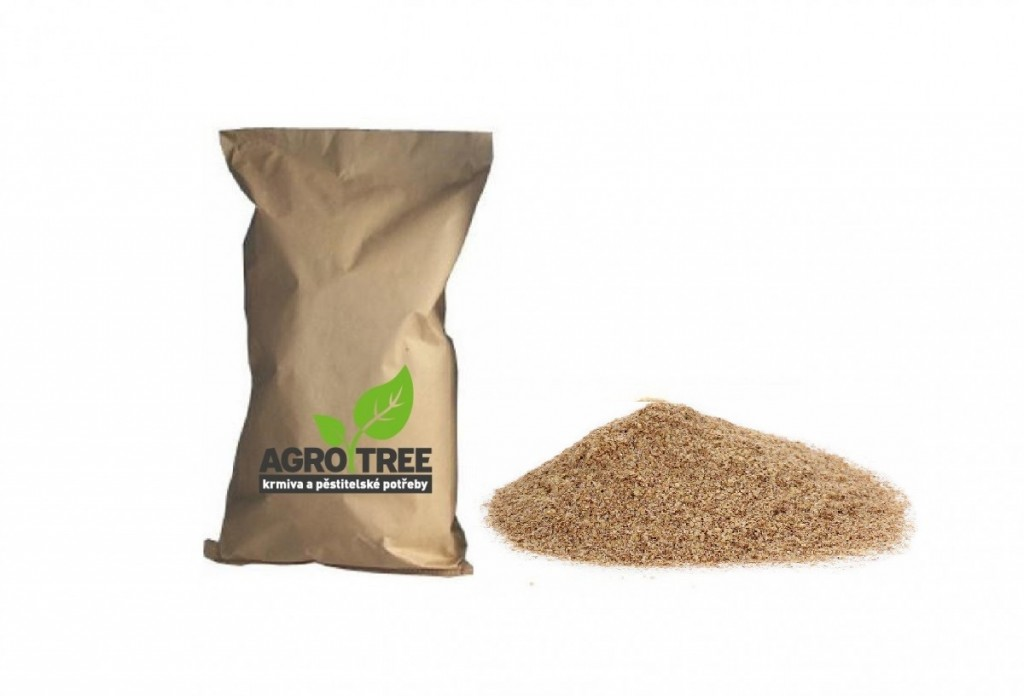 Pšeničné klíčky, 50 kg