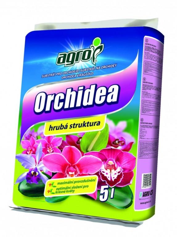 AGRO Substrát pro orchideje, 5 l