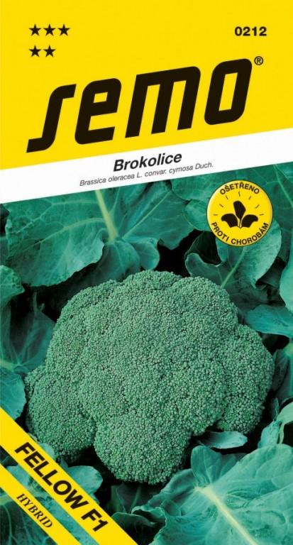 Brokolice celoroční SV3277BL F1 (typ Fellow F1), 30 semen