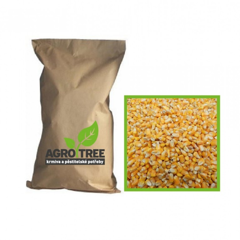 kukuřice 25 kg