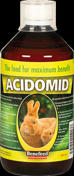 Acidomid K, 500 ml