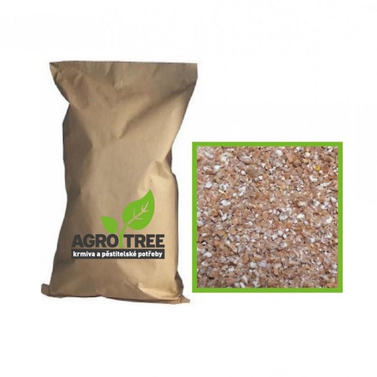 Pšeničný šrot 25 kg