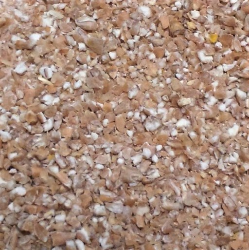 Pšeničný šrot vážený