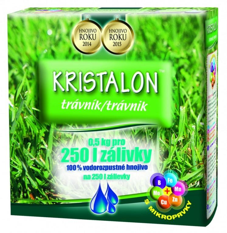 KRISTALON Trávník, 0,5 kg