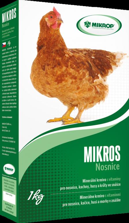 Mikros Nosnice, 1 kg
