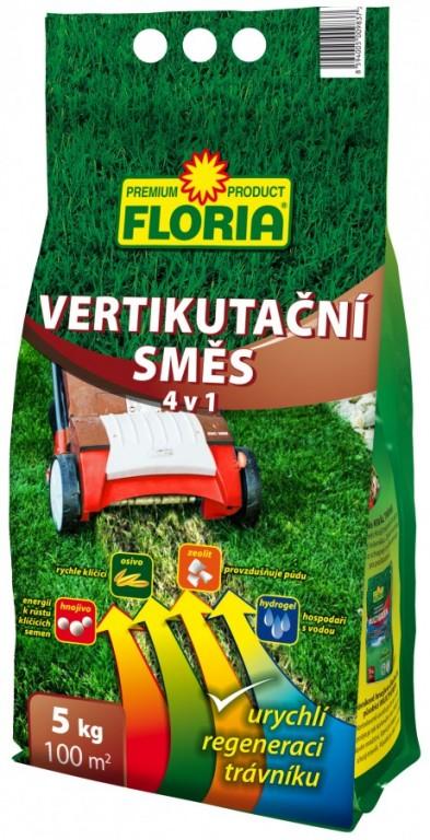 FLORIA Vertikutační směs, 5 kg