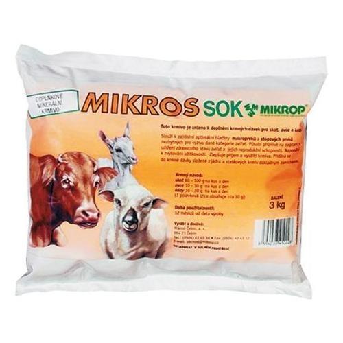 Mikros SOK DRB, 3 kg