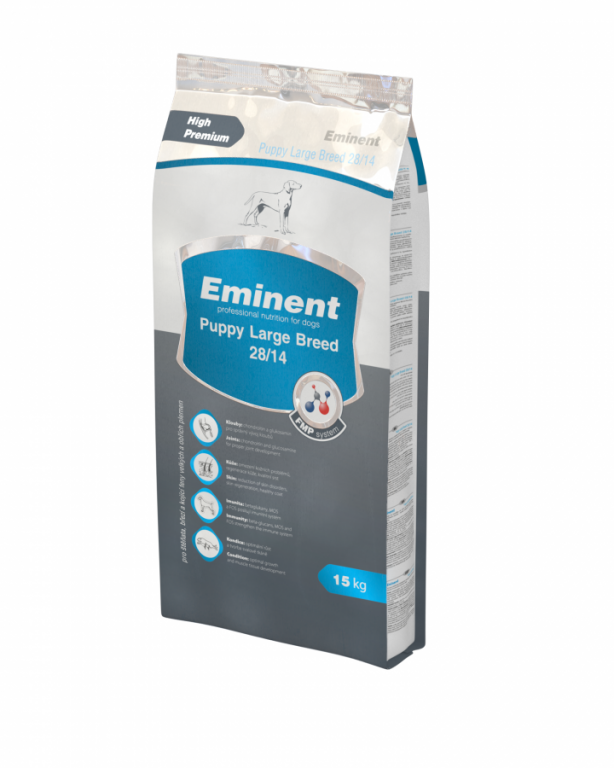Eminent Puppy Large Breed, 15 kg