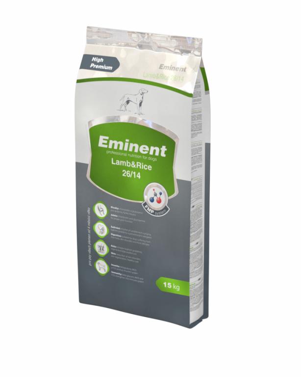 Eminent Lamb Rice, 15 kg