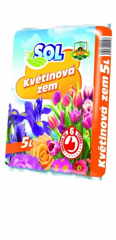 SOL Květinová zem, 5l
